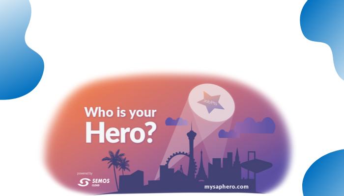 my SAP Hero