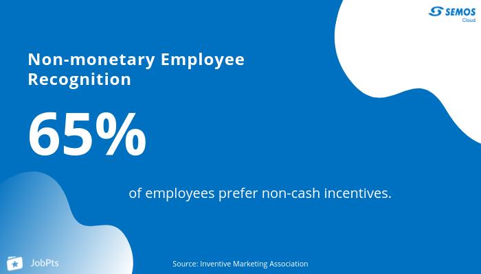 non-monetary employee rewards