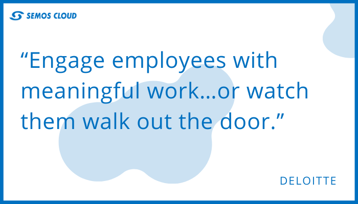 employee engagement quote