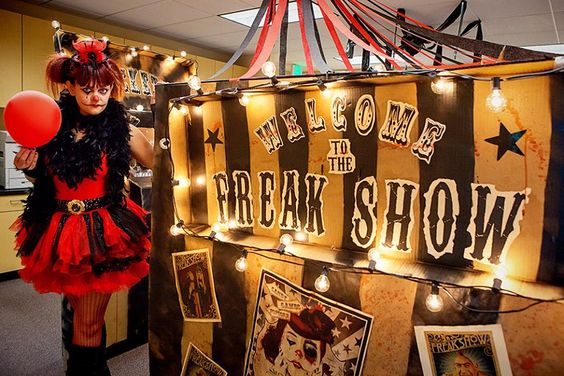 Halloween ideas for work and office