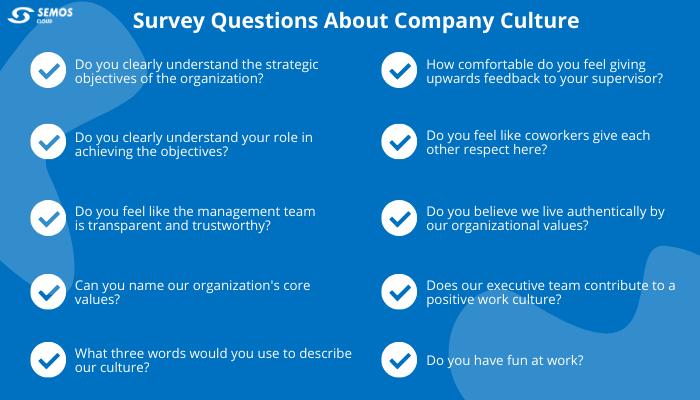 company culture employee surveys