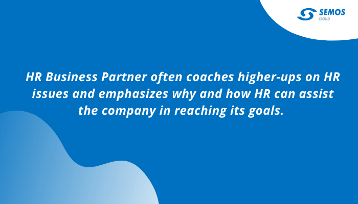 HRBP coaching