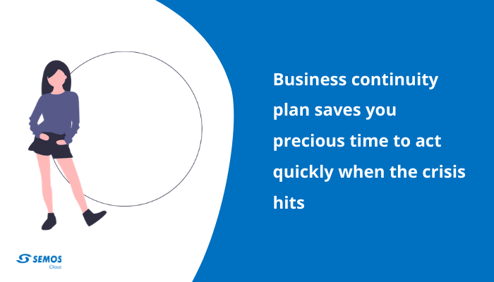 business continuity effect