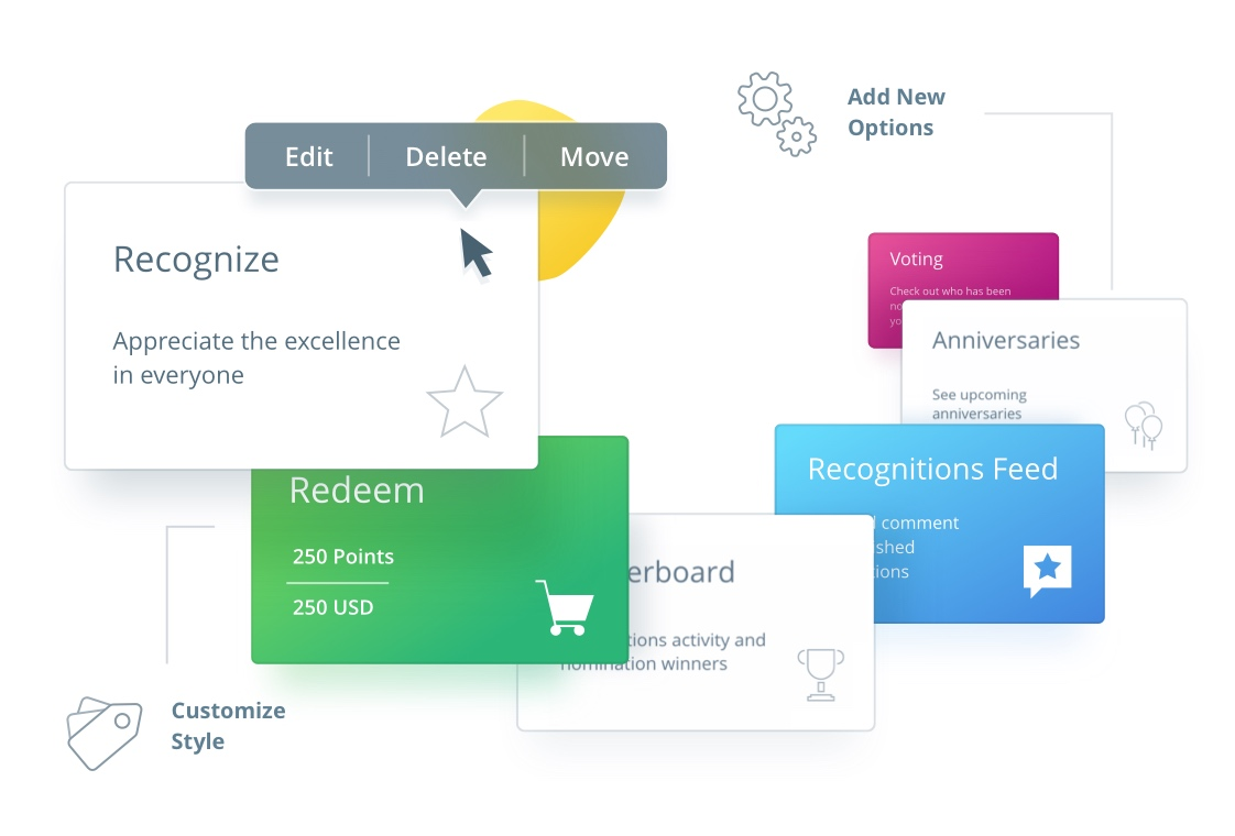 JobPts flexible employee recognition software