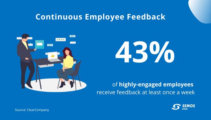 positive feedback practice