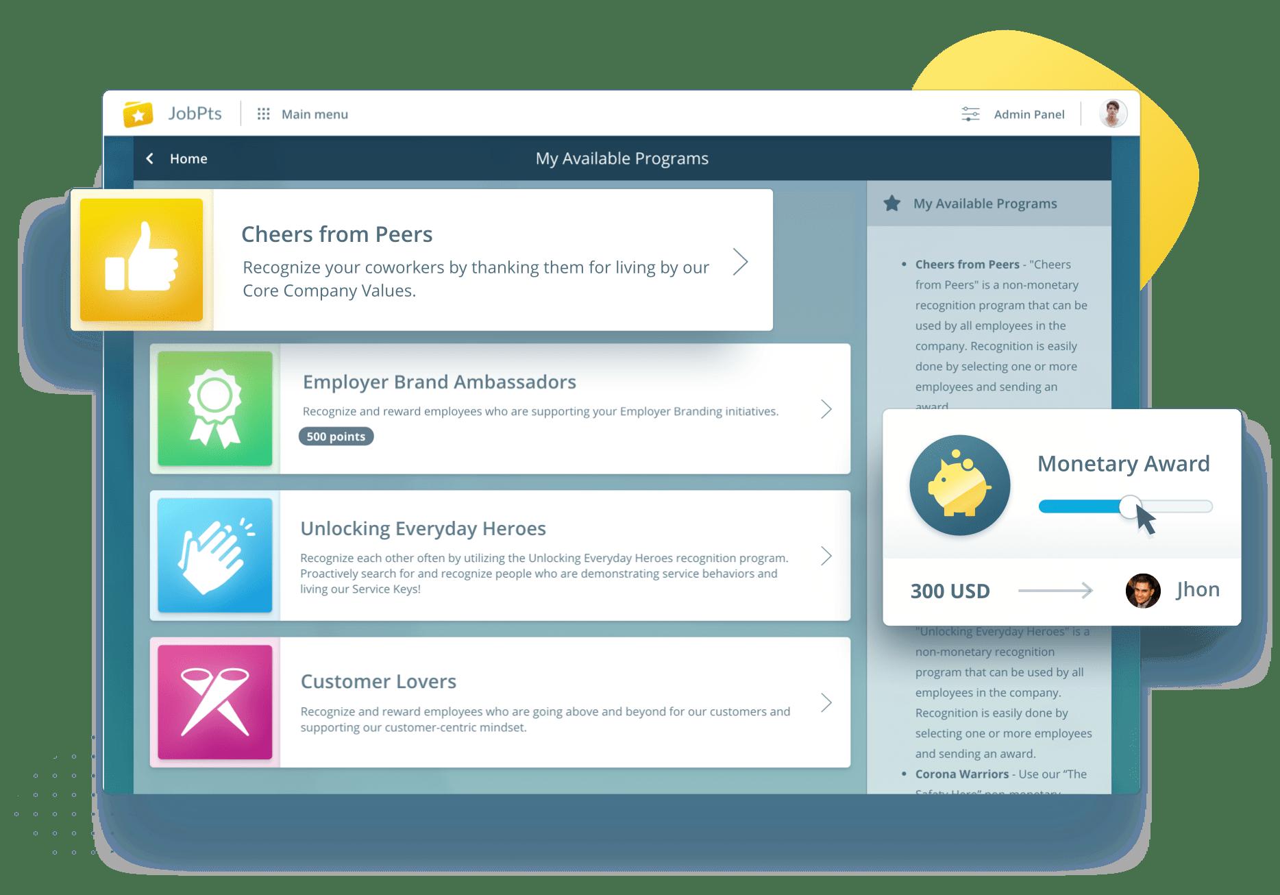 Employee Recognition Platform that Drives Employee Success