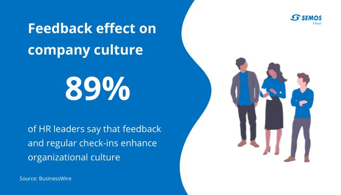 positive feedback examples