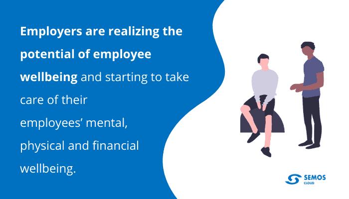 future of employee wellbeing