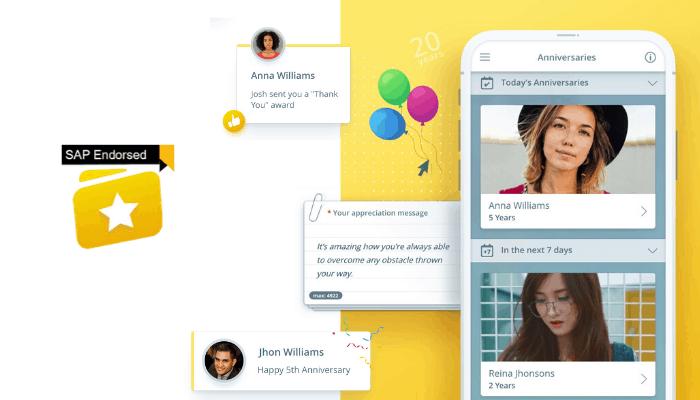 JobPts is SAP Endorsed App