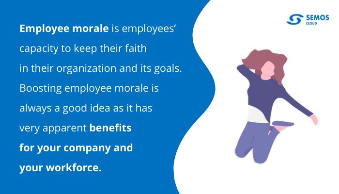 employee morale definition