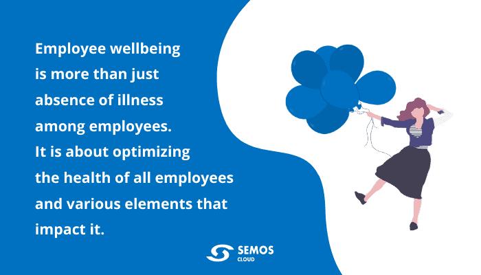 employee wellbeing definition