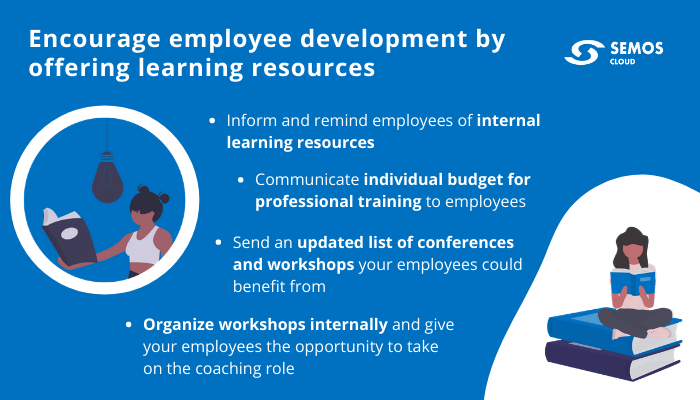 employee growth resources