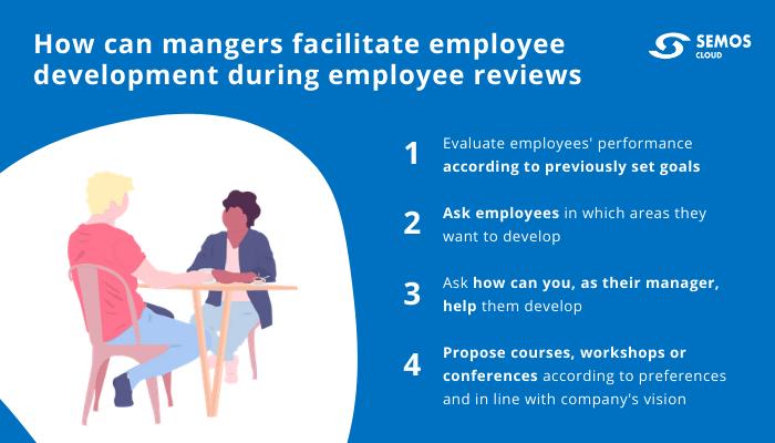 facilitate employee growth