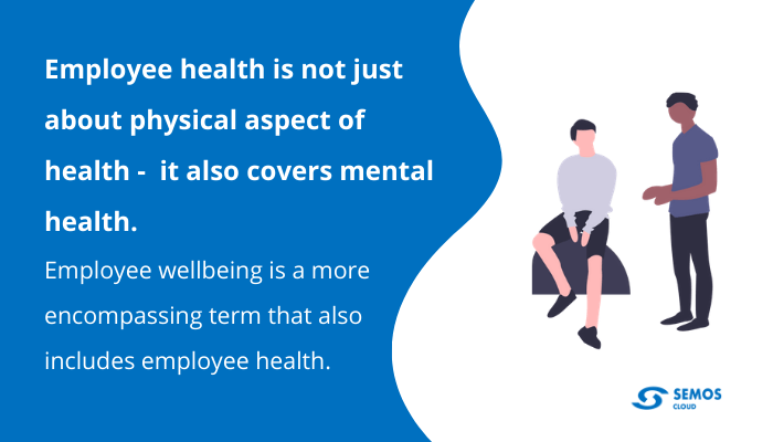 what is employee health