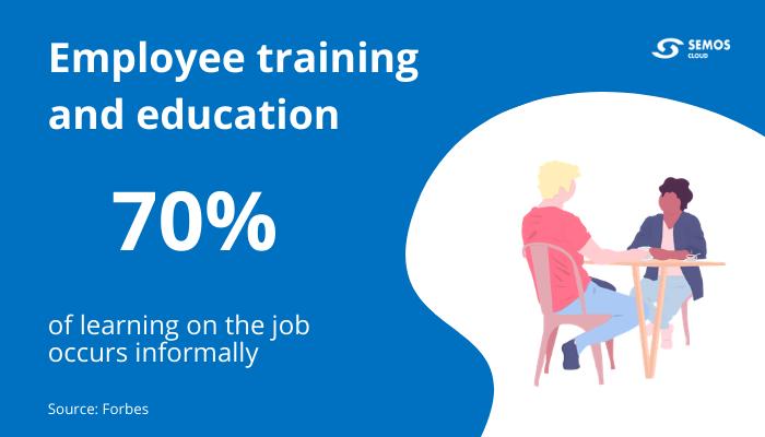 informal employee training