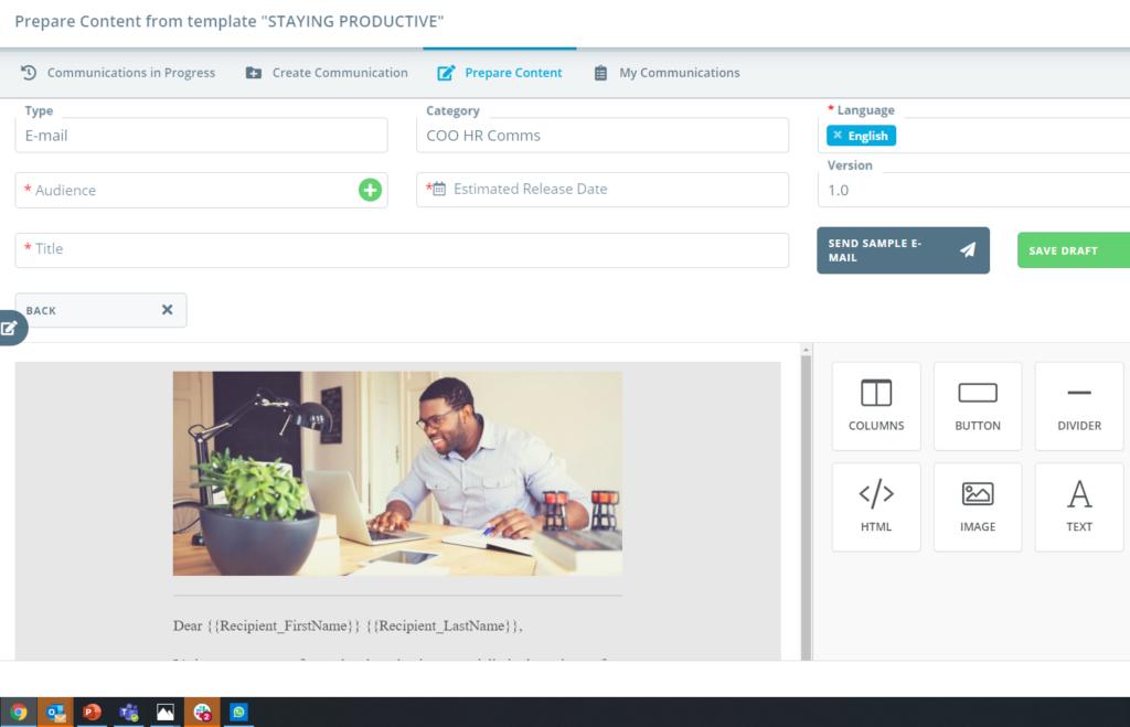 employee communication software