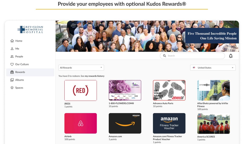 Kudos-recognition-rewards