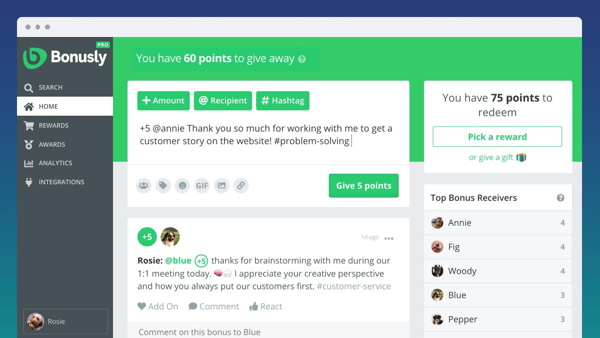 bonusly-employee-recognition-app